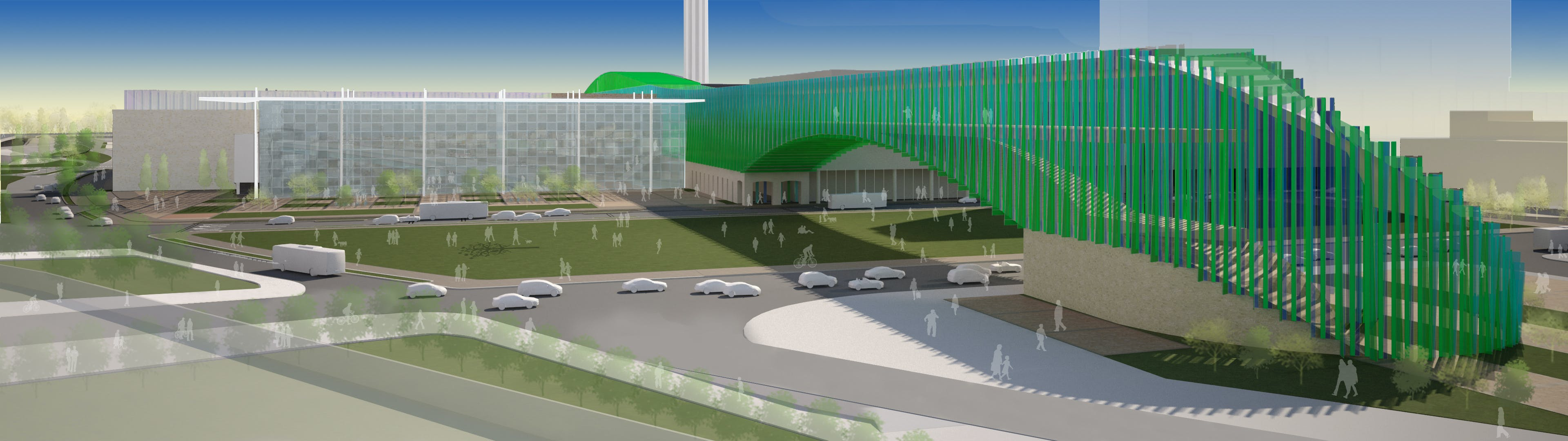 San Antonio Convention Center Expansion, Study – San ...