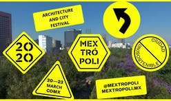 Arquine Prepares For Their 7th Annual MEXTRÓPOLI Architecture and City Festival