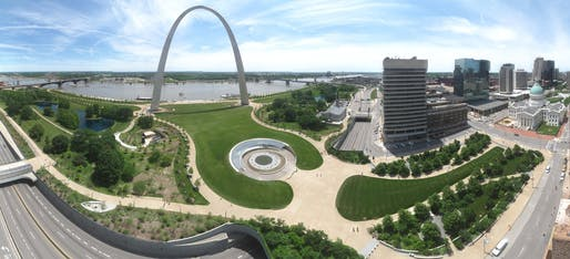 Photo via Gateway Arch Park Foundation/Facebook.