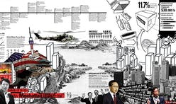 Korean Diaspora by Carlos Zarco Sanz - 3rd-prize entry from Re-thinking The Future Thesis Award 2013