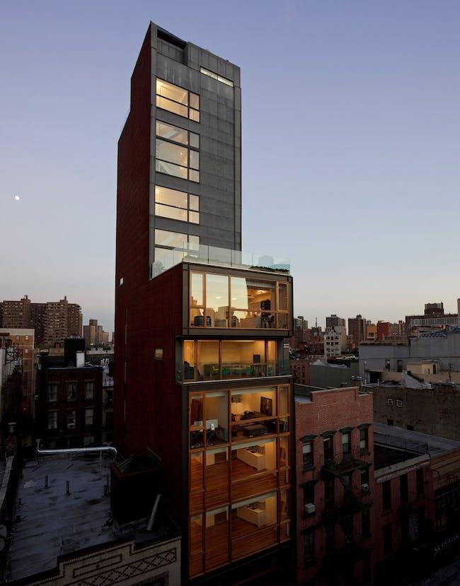 30 Orchard Street Luxury Condominiums by Ogawa   Depardon Architects.