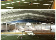Sport Center Renderings