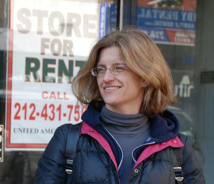Director Kelly Anderson.