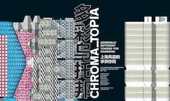 Neil Denari's Chroma_topia: Generally Different Towers for Shanghai research studio