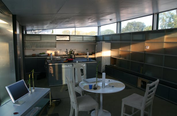 UC Solar Decathlon Interior