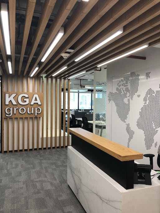 Premium Office Lighting Solutions For Kga With