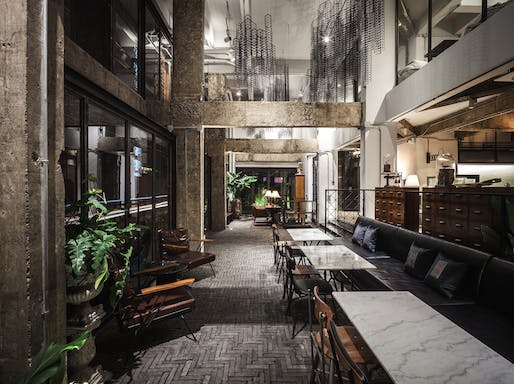 Hotels Winner: Hypothesis, Ir-On Hotel, Bangkok, Thailand.