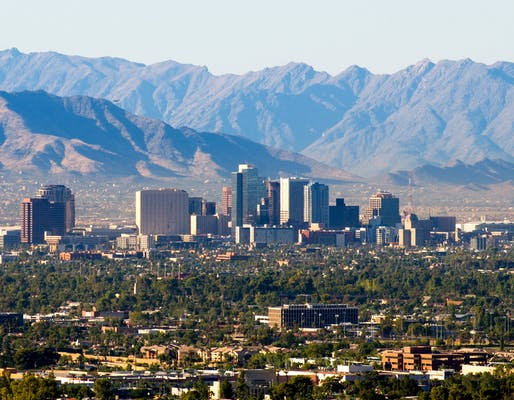 The West Valley is located west of the Phoenix city limits, within Maricopa County, Arizona