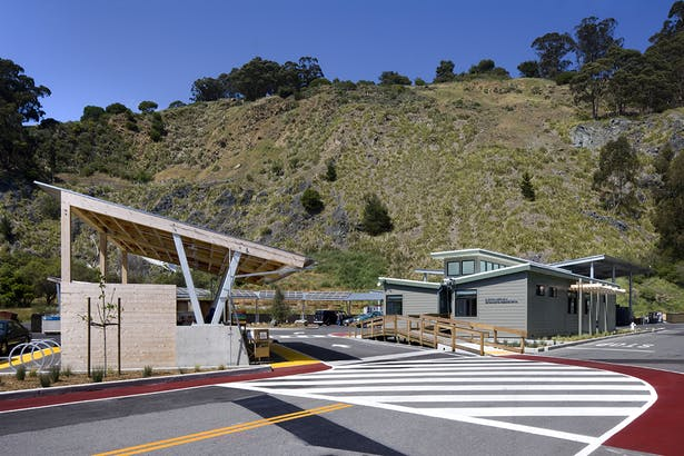 El Cerrito Recycling Center (David Wakely Photography)