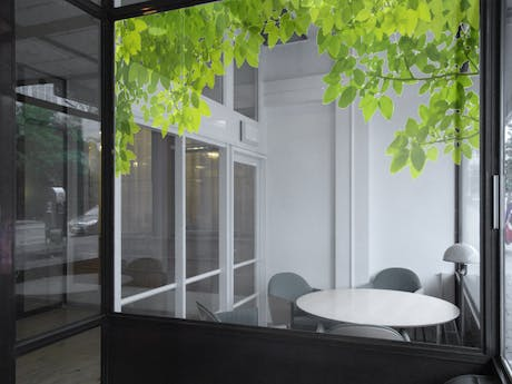 Project Office wall and window design - Stockholm