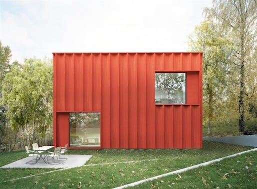 Exterior, Hemnet House (via http://www.tvark.se/the-hemnet-home/)
