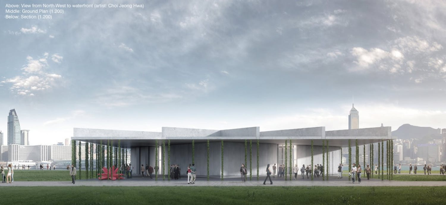Winners Of The West Kowloon Cultural District Arts Pavilion