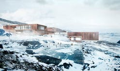 schmidt hammer lassen + Friis & Moltke to Design Correctional Facility in Greenland