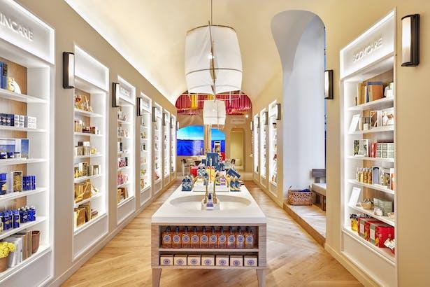 L 39 occitane flatiron experiential community boutique for Interior design recruitment agency new york