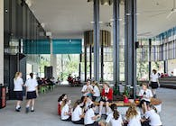 New Learning Hub a pulsing heart of activity for school community