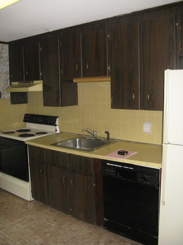 Kitchen - Existing