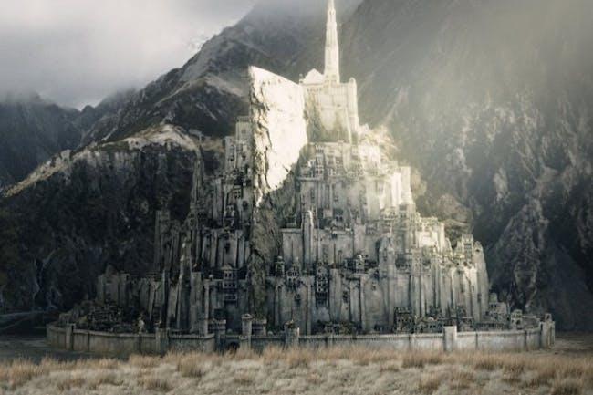 Realise Minas Tirith on Indiegogo. Image via Indiegogo.