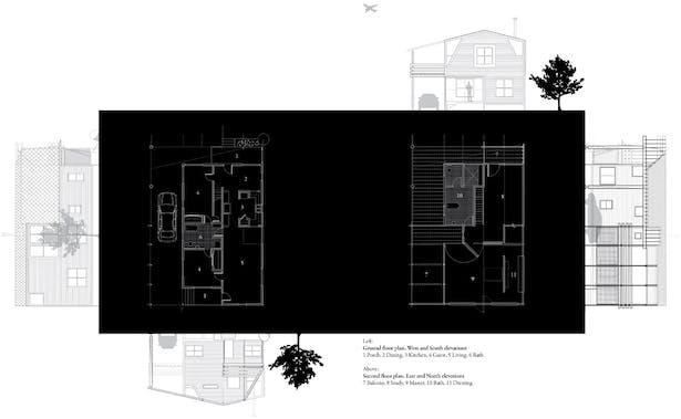 Plans & elevations