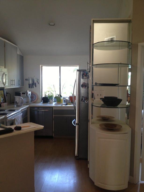 Kitchen, excisting conditon