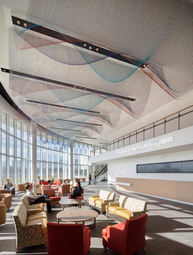 Main Lobby Interior