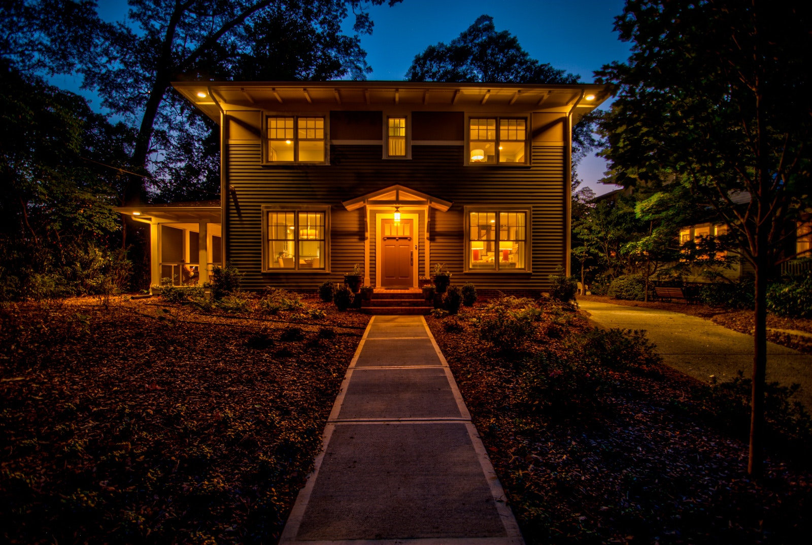 Outstanding Single-Family Project: Historic District Infill Home Decatur Georgia. & U.S. Green Building Council announces latest LEED Homes Award ...