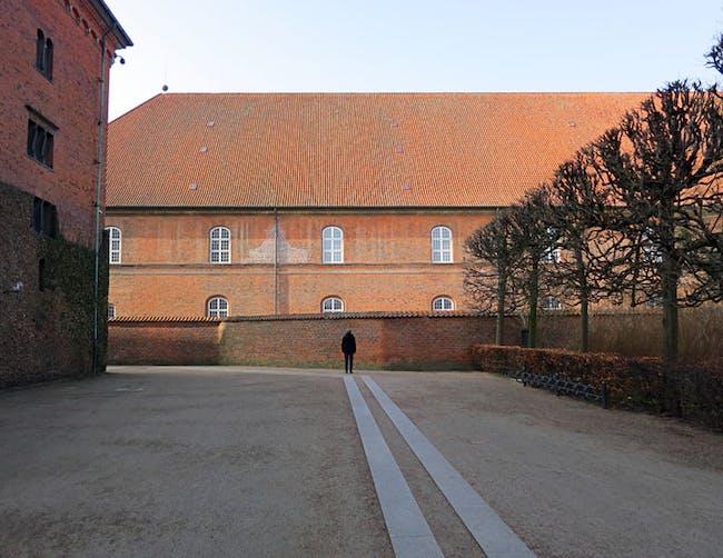 Alexander Morley at the Danish Jewish Museum
