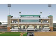 Pioneer High School - Stadium and Remodernization