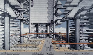 Unbuilt highway schemes — and the traces they left behind
