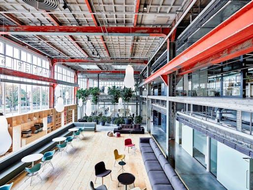 Office Interior: Interior VanBerlo by Atelier van Berlo (The Netherlands)
