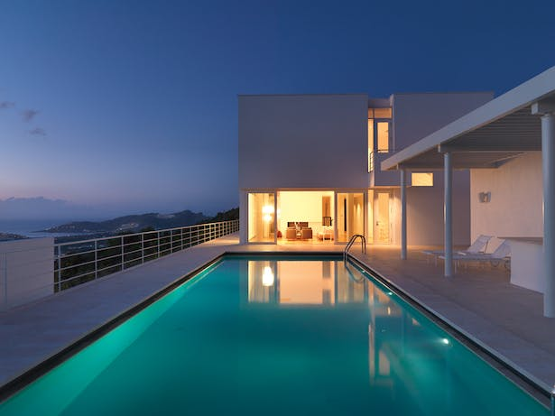 Bodrum Houses - Richard Meier & Partners Architects