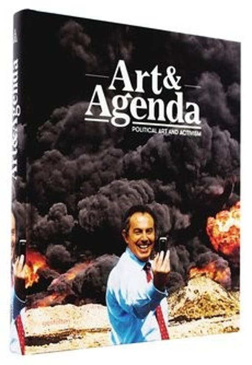 Art & Agenda, 288 pages, full color, hardcover