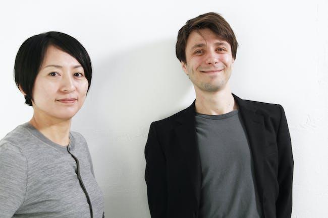 Nicolas Moreau and Hiroko Kusunoki, © Julien Weill