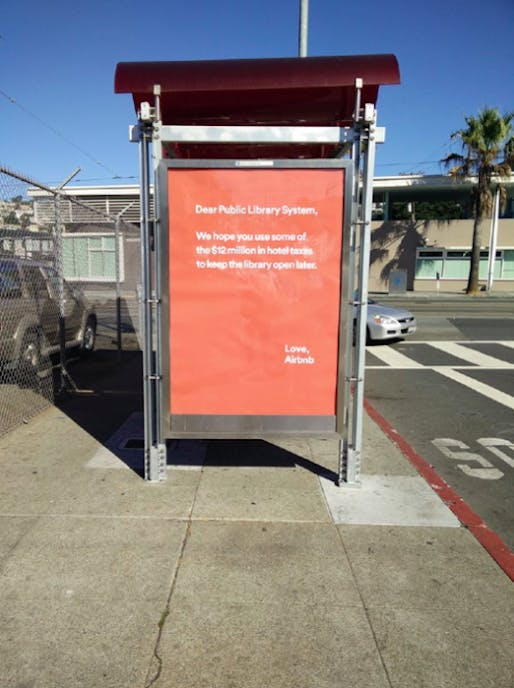 One of the much-maligned Airbnb ads. Credit: Twitter @jessamyn