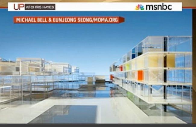 Michael Bell & Eunjeong Seong:MoMA (screen-grab)