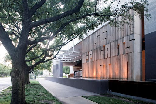 The Museum of Fine Arts, Houston partially reopened to the public yesterday, offering free admission for the first few days. Image via mfah.org.