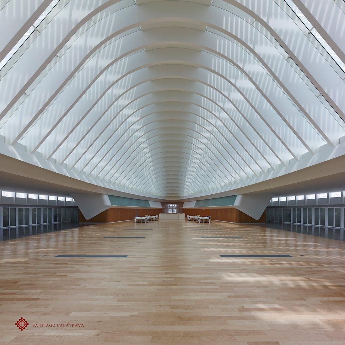 Interior Design Colleges In Florida: Santiago Calatrava-designed Florida Polytechnic University