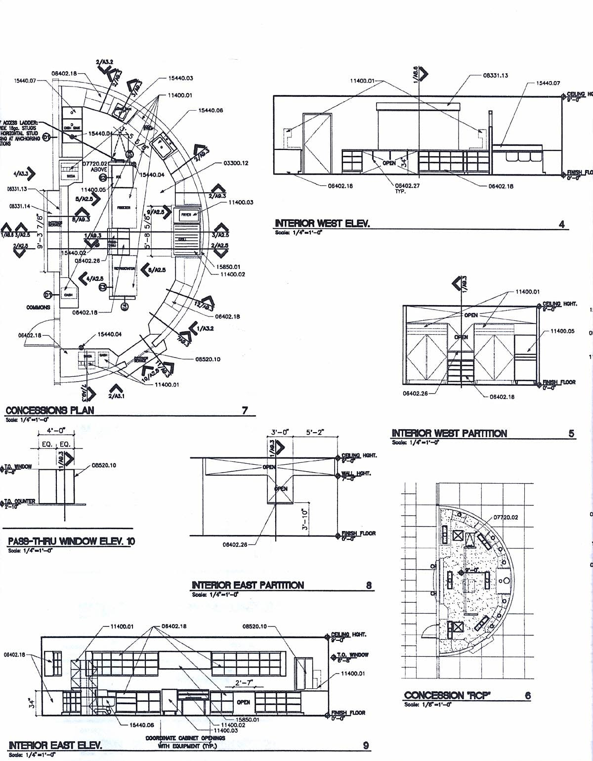 FMSM - Aquatic Center Project | Frederick W. Brink | Archinect
