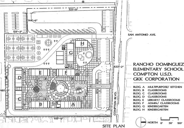 Rancho Dominguez Elementary