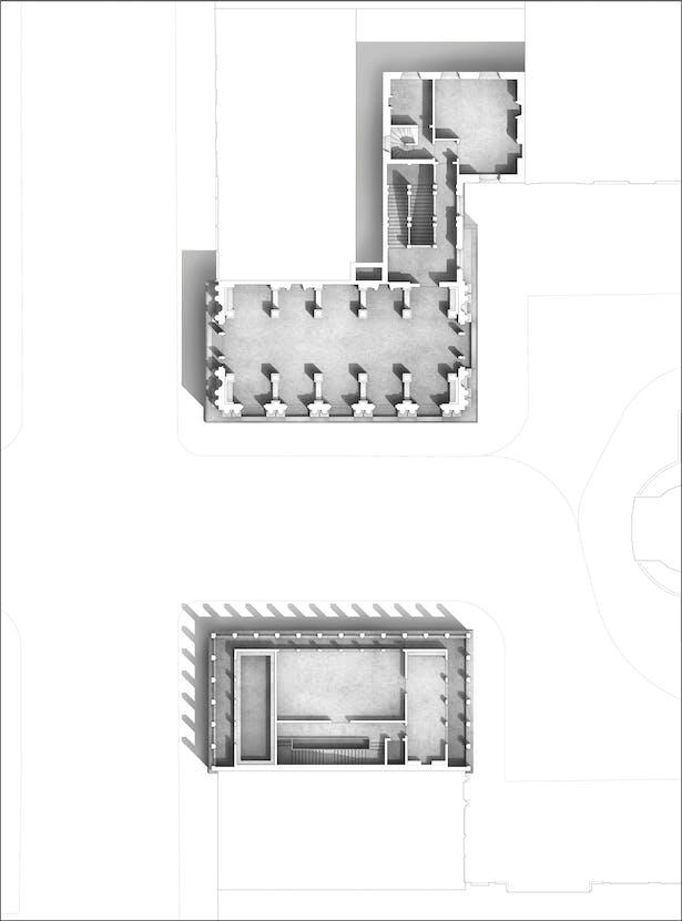 floor plan: third floor