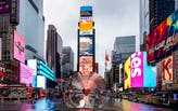 Eight emerging firms to participate in 2019 Times Square Valentine Heart Design Competition, proposals will be presented in October​