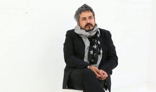 Hernan Diaz Alonso, image via xefirotarch.com.