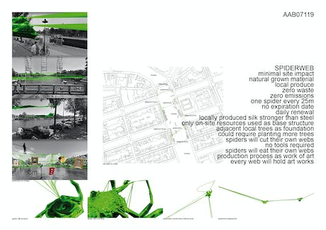 Amsterdam Art Bridge Archasm Competition Entry January 2018