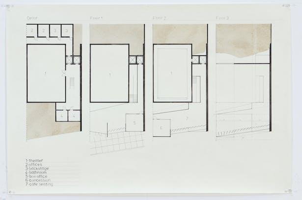 Theater Floor Plans