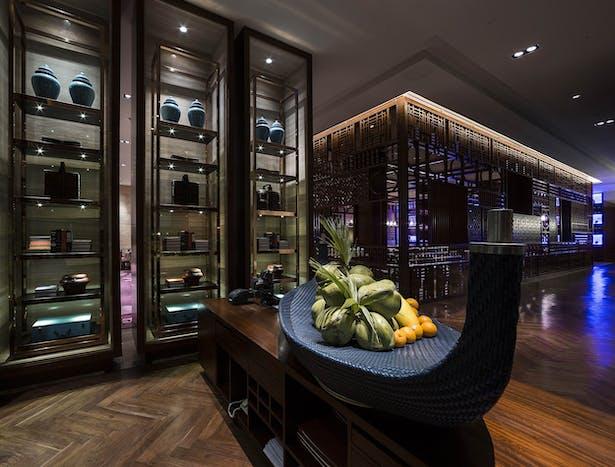 Haitang Bay No.9 Resort Sanya Resort Hotel - Chinese Restaurant