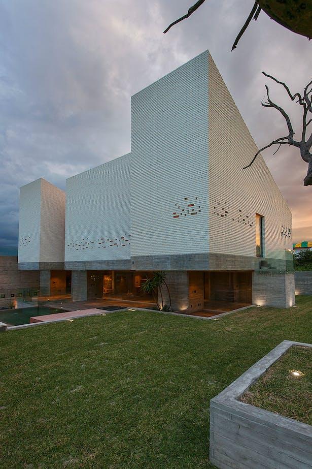 casa DATRI / Photographer: Jaime Navarro