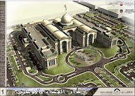 Justice Courts Complex of Abu Dhabi
