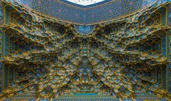 Mesmerizing Mosque Ceilings built by Muslims