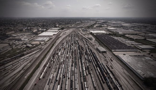 Future Voices 2014 finalist: Train Yards Chicago: A Network of Connectivity by Chris Bennett.