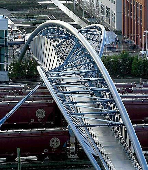 Helix Bridge (Seattle Times)