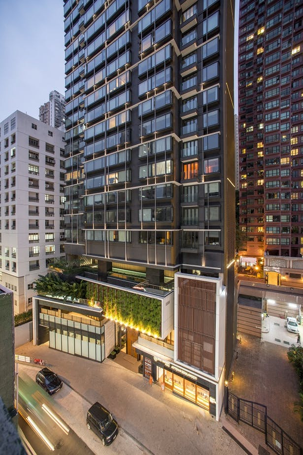 Gramercy, Hong Kong by Aedas